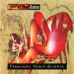 "At The Gates – Terminal Spirit Disease 12″ vinyl 12"" Vinyl Records"