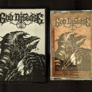 God Disease – Hymns For Human Extinction (W/Patch) MC Label Releases