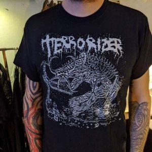 Terrorizer – Demo '87 T-shirt T-shirts