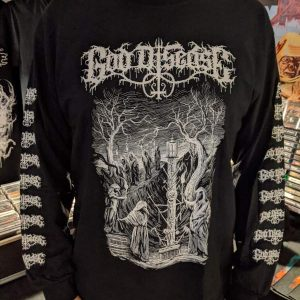 God Disease – Invocations Longsleeve Long Sleeves