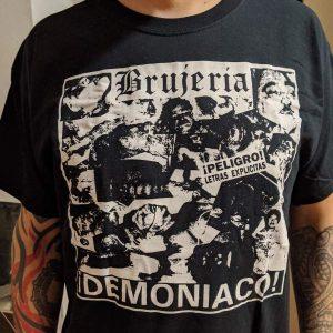 Brujeria – Peligro! T-shirt T-shirts