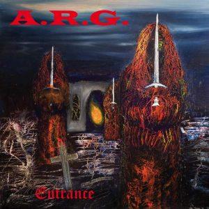 "A.R.G. – Entrance 12″ vinyl Red vinyl 12"" Vinyl Records"
