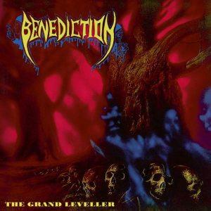 "Benediction – The Grand Leveller Gatefold 12″ vinyl 12"" Vinyl Records"