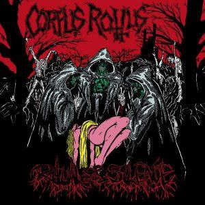 "Corpus Rottus – Ritual Of Silence 12″ vinyl 12"" Vinyl Records"