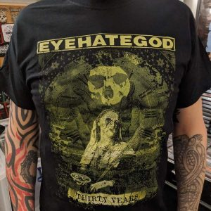 Eyehategod – Thirty Years T-shirt T-shirts