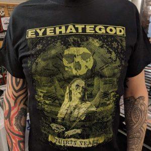 Eyehategod – Thirty Years T-shirt T-shirts
