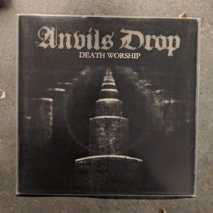 Anvils Drop – Death Worship 7″ vinyl (Used) used-vinyl-ep
