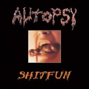 """Autopsy – Shitfun 12″ vinyl 12"""" Vinyl Records"""