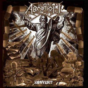 Abortion – Konvert 12″ vinyl (2nd Hand) 2nd Hand Vinyl LP