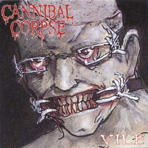 Cannibal Corpse – Vile CD (Used) Used CDs