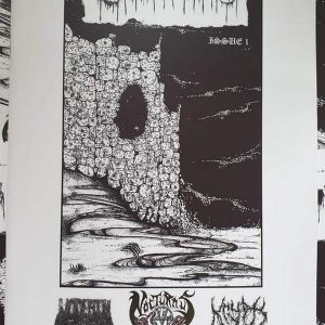 Echoes Of Death #1 Zine Zines