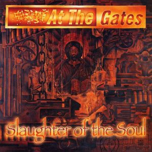 At The Gates – Slaughter Of The Soul CD (Used) Used CDs