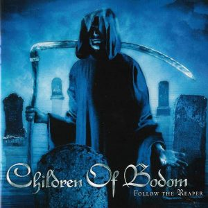 Children Of Bodom – Follow The Reaper CD (Used) Used CDs