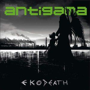 "Antigama / Schismopathic – Ekodeath 7″ vinyl 7"" Vinyl Records"