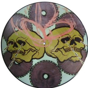 Agoraphobic Nosebleed  – Frozen Corpse Stuffed With Dope 12″ vinyl Picture (Used) used-vinyl-lp