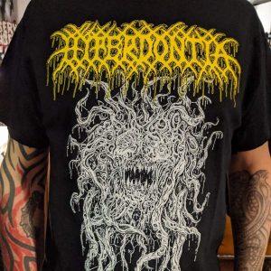 Hyperdontia – A Vessel Forlorn T-shirt T-shirts