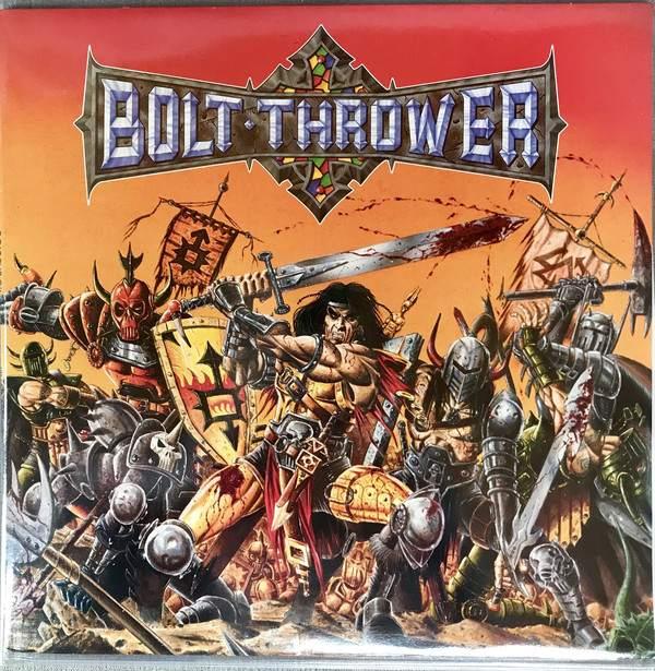 Bolt Thrower – Warmaster CD 1