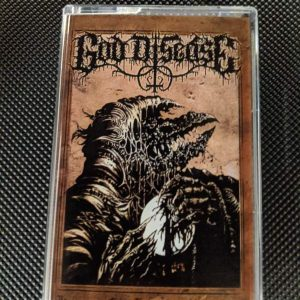 God Disease – Hymns For Human Extinction MC Label Releases