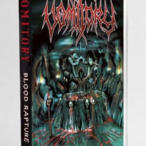Vomitory – Blood Rapture MC Tapes