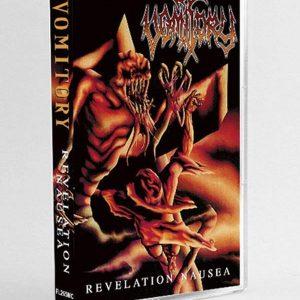 Vomitory – Revelation Nausea MC Tapes