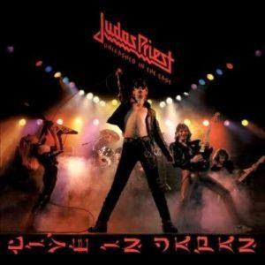 Judas Priest – Unleashed In The East (Live In Japan) 12″ vinyl (2nd hand) used-vinyl-lp
