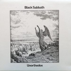 Black Sabbath – Unorthodox  12″ vinyl (2nd hand) used-vinyl-lp